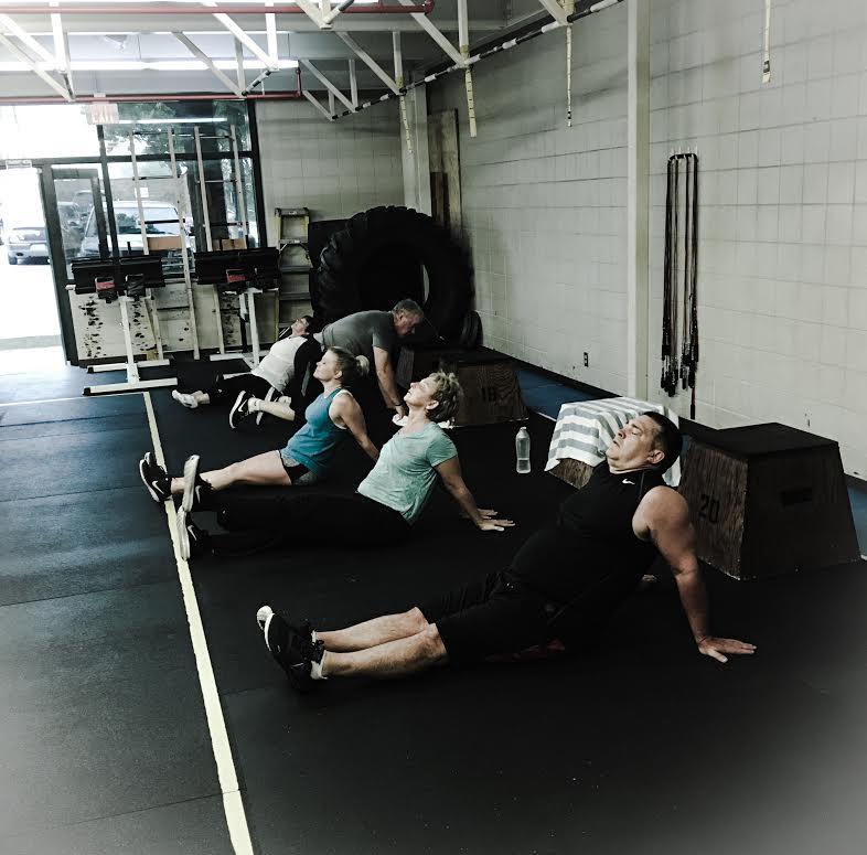 MP CrossFit Tulsa 081816