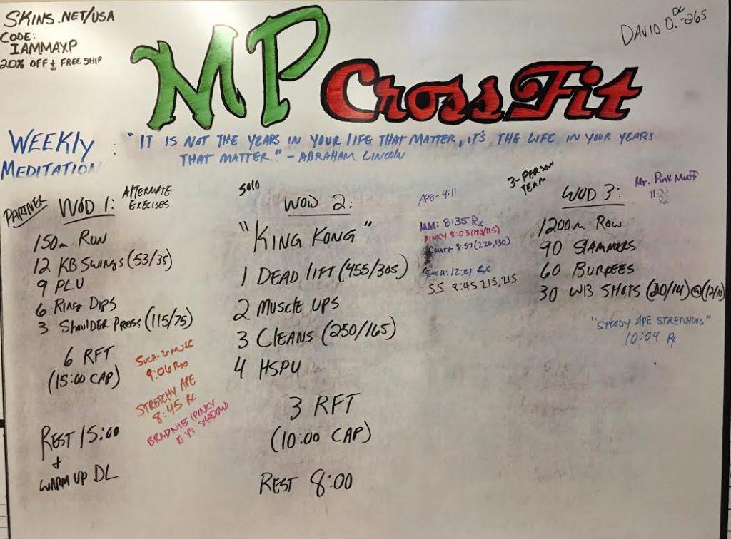 MP CrossFit Tulsa 081816b