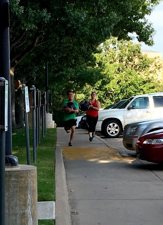 MP CrossFit Tulsa 081916