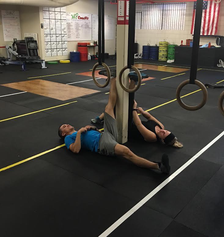 MP CrossFit Tulsa 082216