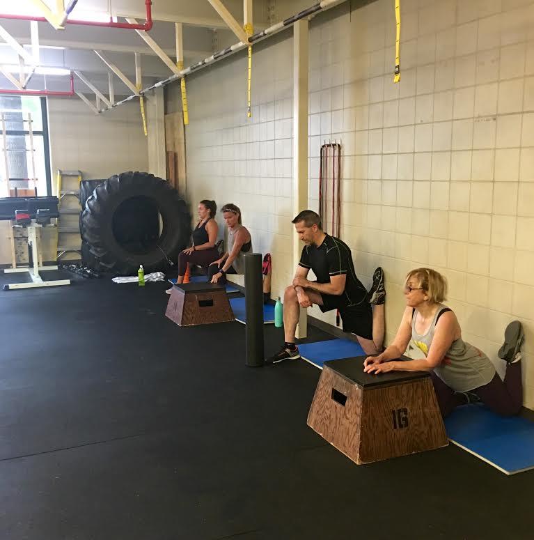 MP CrossFit Tulsa 082316