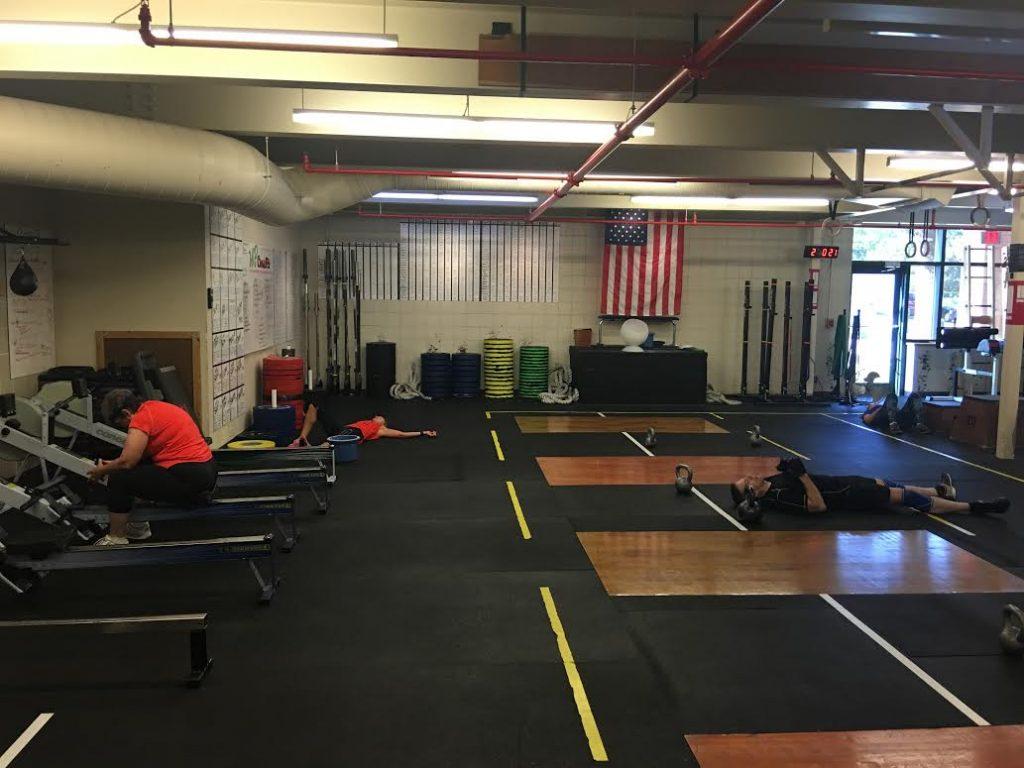 MP CrossFit Tulsa 082516