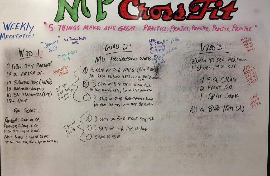 MP CrossFit Tulsa 082516b
